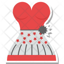 Frock Party Dress Sundress Icon