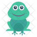 Frog Animal Water Icon