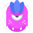 Frog Character Creature Icon