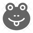 Frog Toad Animal Icon
