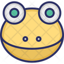 Frog Chameleon Toad Icon