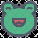 Frog Animal Amphibian Icon