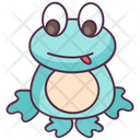 Toad Frog Pet Icon