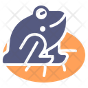 Frog Animal Toad Icon