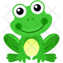 Frog Animal Chameleon Icon