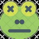 Frog Death Icon