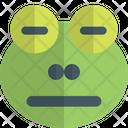 Frog Meh Animal Wildlife Icon
