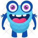 Frog Monster Icon