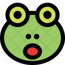 Frog Shock Icon