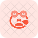 Frog Snoring Icon