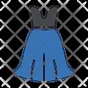 Frok Dress Cloth Icon