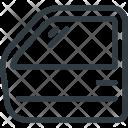 Front Door Component Icon
