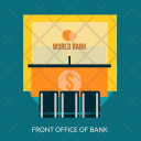 Front Office Bank Icon