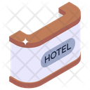 Reception Hotel Service Hotel Reception Icon