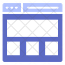 Development End Front Icon