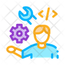 Front End Developer Icon
