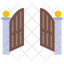 Front gate Icon