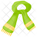Knot Scarf Front Knot Scarf Icon