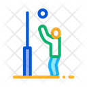Ball Player Ring Icon