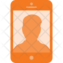 Front Selfie Camera Icon