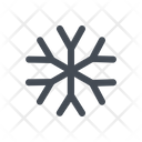 Frost Weather Winter Icon