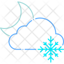 Frost Winter Cold Icon