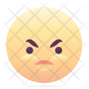 Frown Emoji Smiley Icon