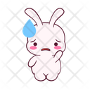 Sad Down Unhappy Icon