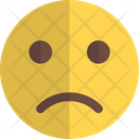 Frowning Icon