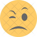 Unamused Face Side Icon