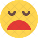 Frowning Mouth Icon