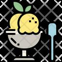 Frozen Custard Icon