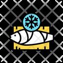 Frozen Tuna Color Icon