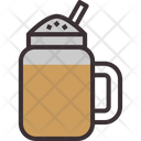 Frozen Frappe Ice Frappe Frappe Icon