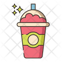 Frozen Frappe Ice Frappe Coffee Icon