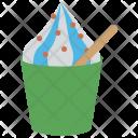 Frozen Yogurt Dessert Icon