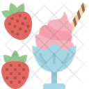 Frozen Yogurt Icon