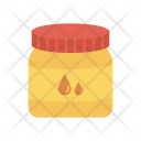 Fruit Jam Bottle Icon