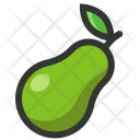 Fruit Natural Pear Icon