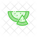 Fruit Watermelon Healthy Fruit Icon