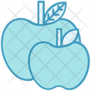 Bakery Fruit Apples Icon