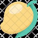 Fruit Juicy Mango Icon