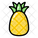 Fruit Pineapple Fresh Icon