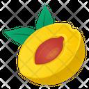 Fruit Food Peach Icon