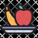 Fruit Diet Fruit Nutrition Icon