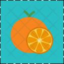 Fruit Orange Citrus Icon