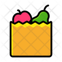 Fruit Bag Icon