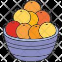 Fruits Fruit Basket Food Basket Icon