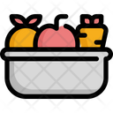 Health Fruit Vegetable Icon