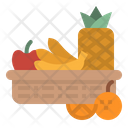 Fruit Vegan Diet Icon